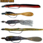 texas rigs for bass