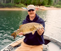 practical smallmouth fishing